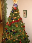 091207 Boy & Girl Scouts USO Tree