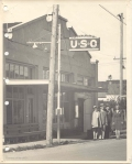 First USO Club Oak Harbor Washington1941-1945