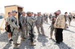 Paul Wall-DJ Smallz USO Tour=Kandahar, Afghanistan-August 27th,