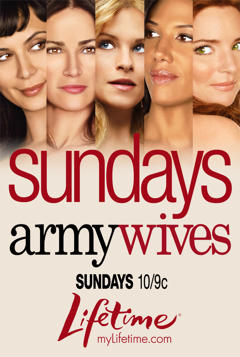 Army Wives [Saison 05 VOSTFR] [01 à 0''] [FS]