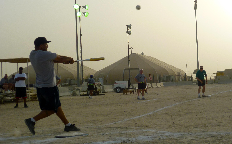 Baseball USO