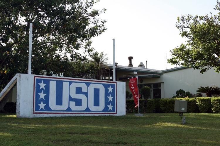 Camp Hansen USO