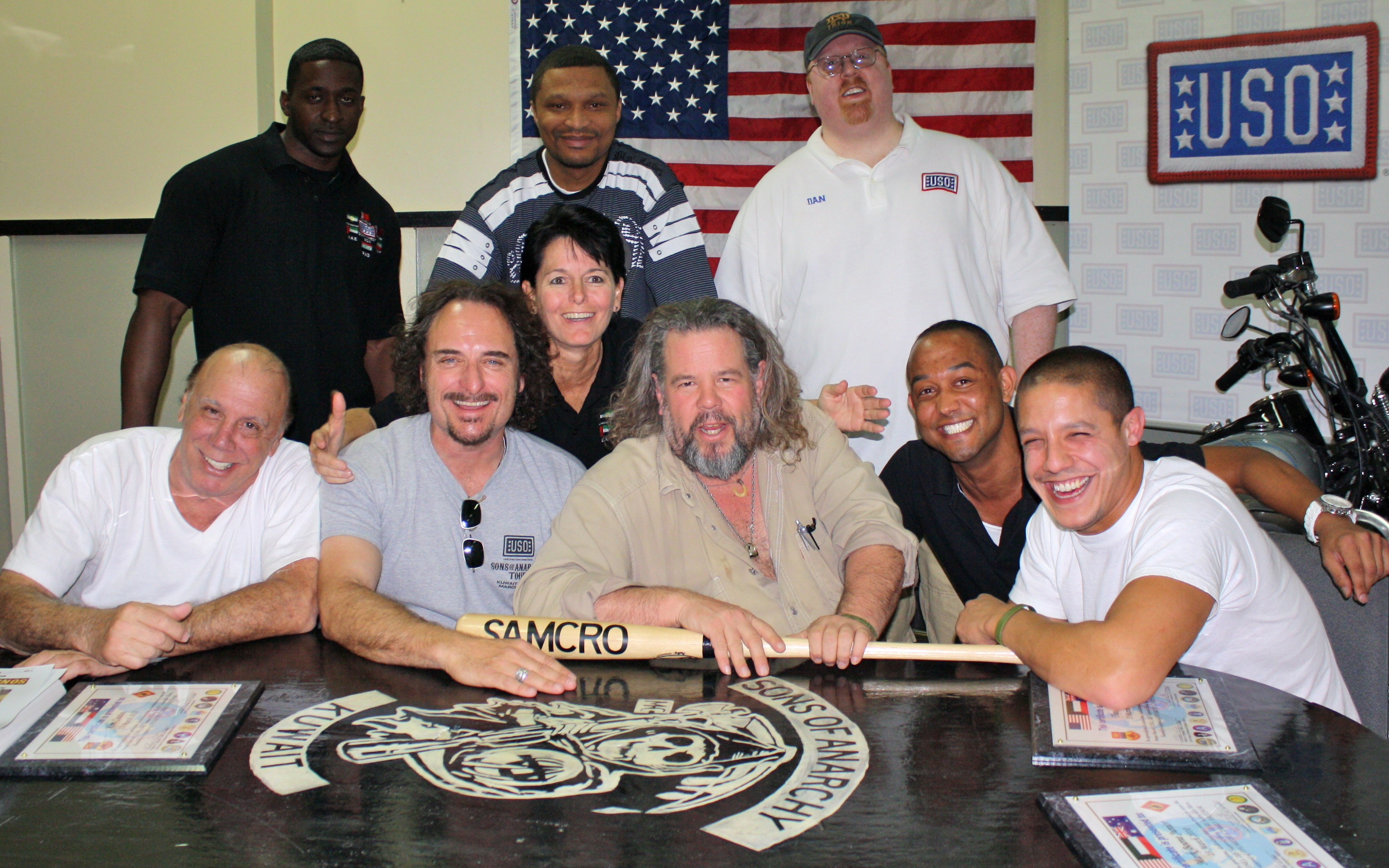 More adventures with the sons of anarchy united service organizations more adventures with the sons of anarchy kristyandbryce Choice Image