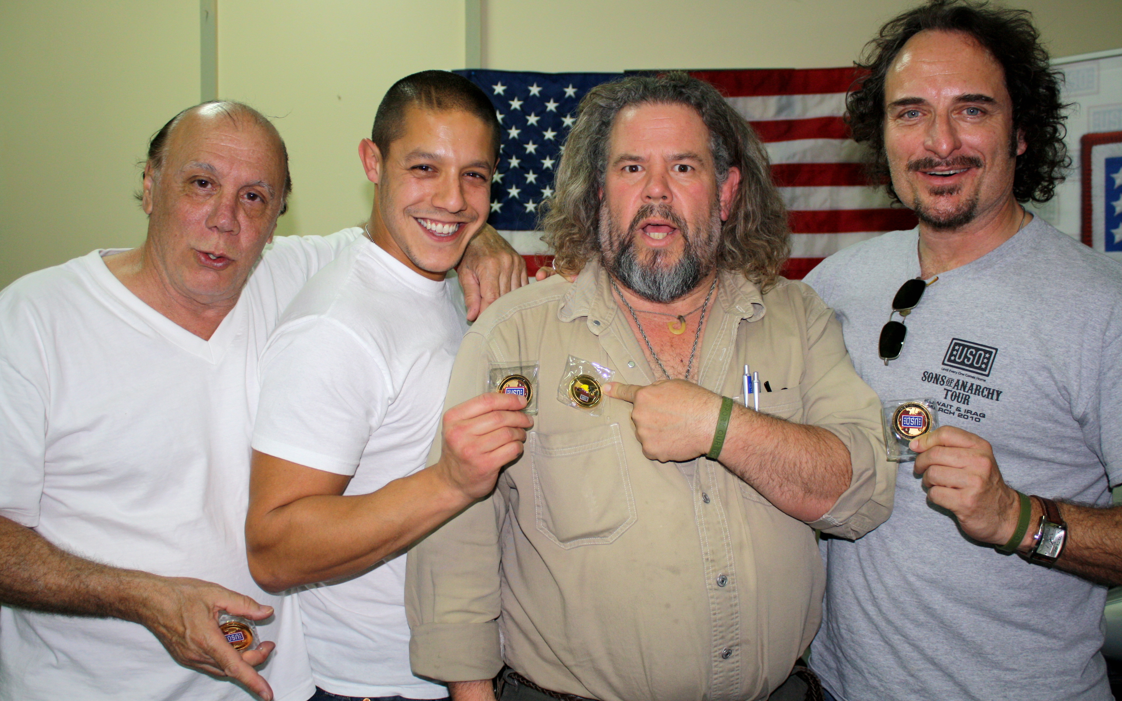 Sons of anarchy the official uso blog more adventures with the sons of anarchy kristyandbryce Choice Image