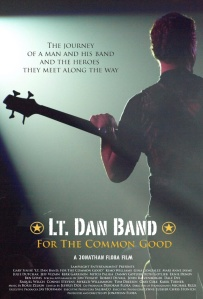Lt. Dan Band for the Common Good Movie Poster
