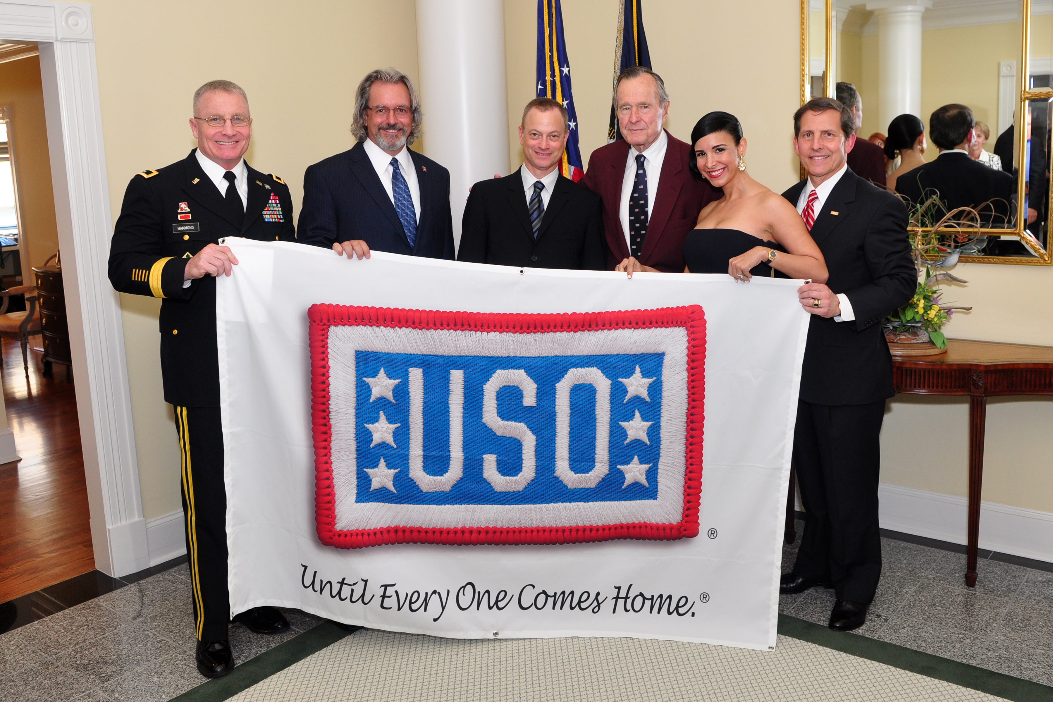 c-span uso forum from bush library