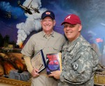 "Bestselling authors tour Persian Gulf to meet and greet US military during ""Operation Thriller"""