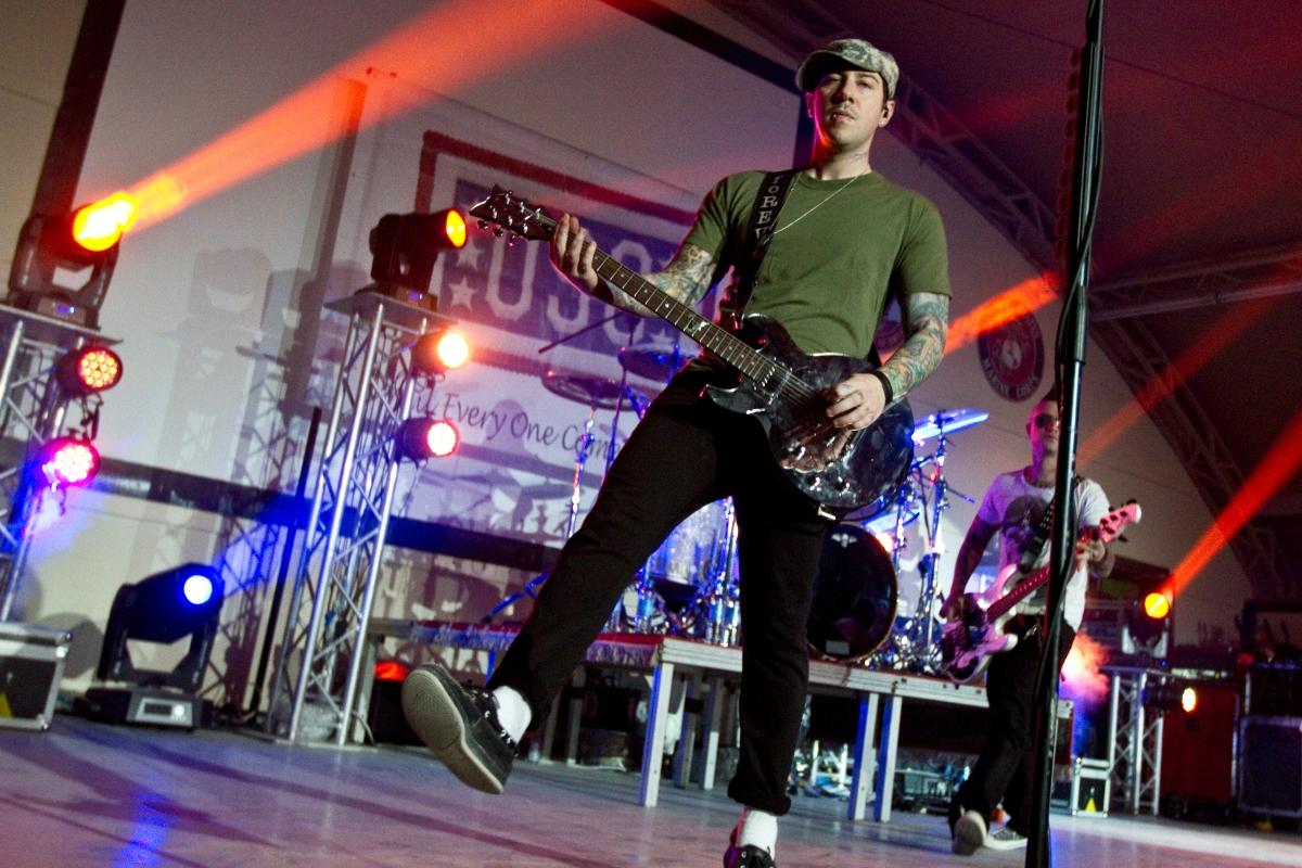 Avenged Sevenfold November 2010