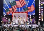 "Keri Hilson, Katy Perry, and Jennifer Nettles sing ""Boogie Woogie Bugle Boy"""