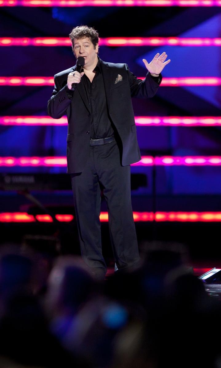 Comedian Jeffrey Ross