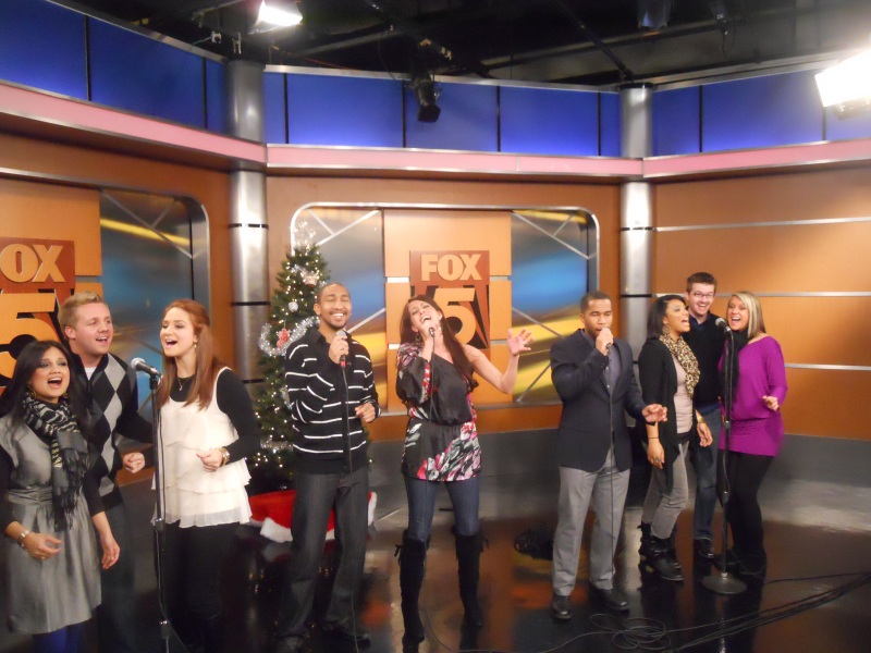Voice Ave on FOX 5 DC Dec 8 2010
