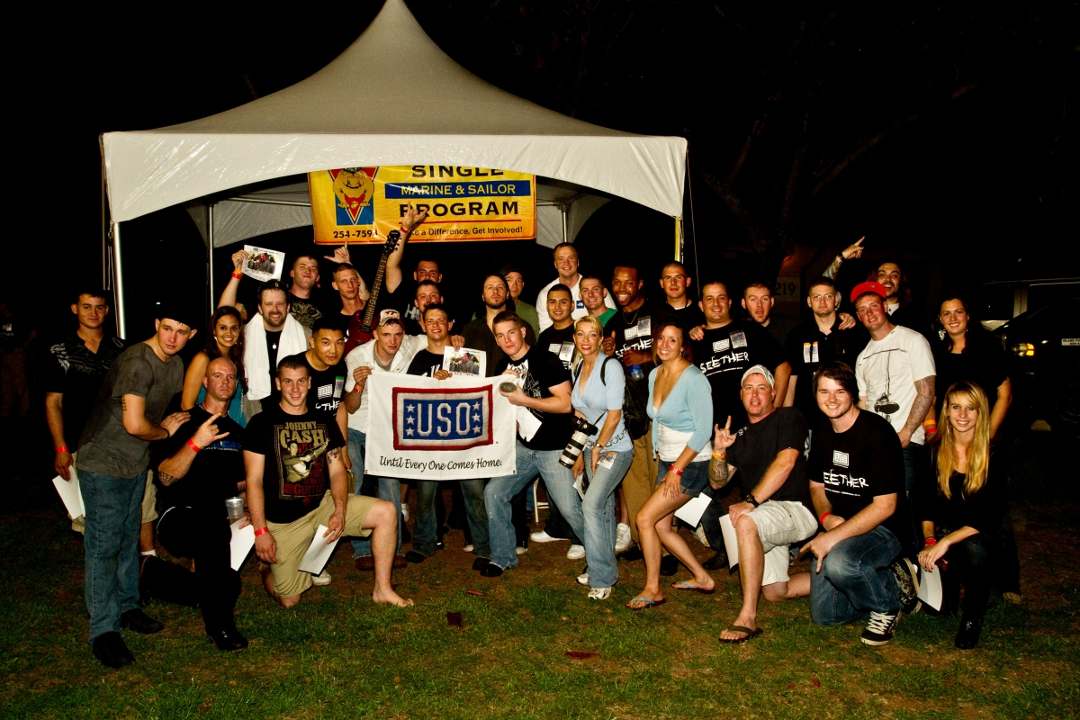 Seether Guam and Hawaii Tour 2010