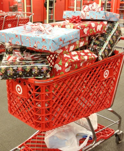 Thanks to generous donations, military children in New England will get a few extra gifts this holiday season. USO photo