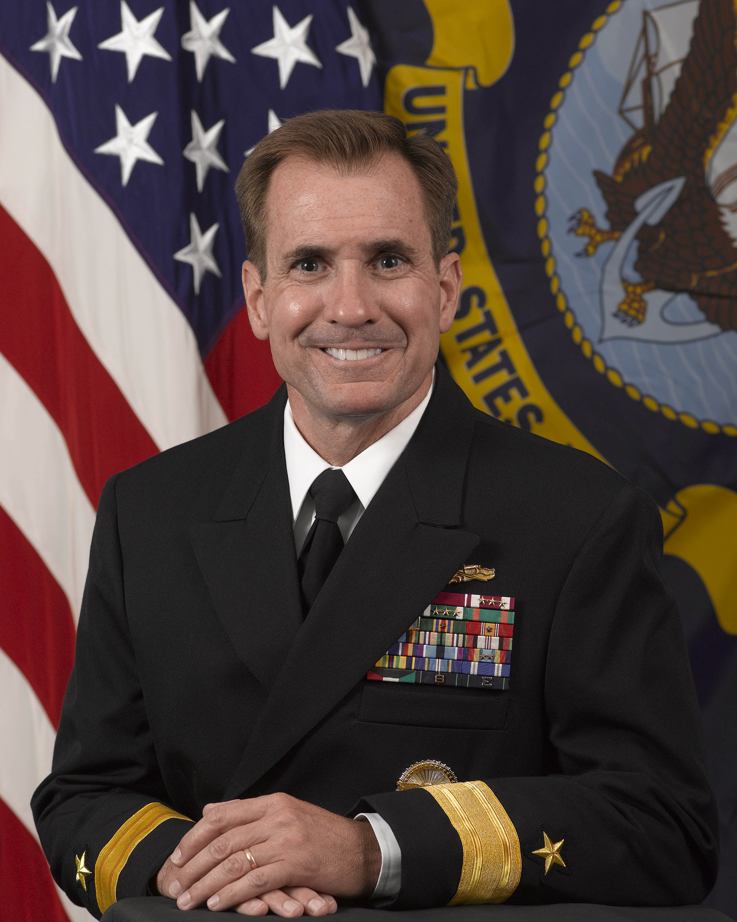 John Kirby (admiral) Chicago O39Hare International Airport The Official USO Blog