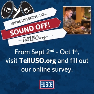Tell USO Share Graphic
