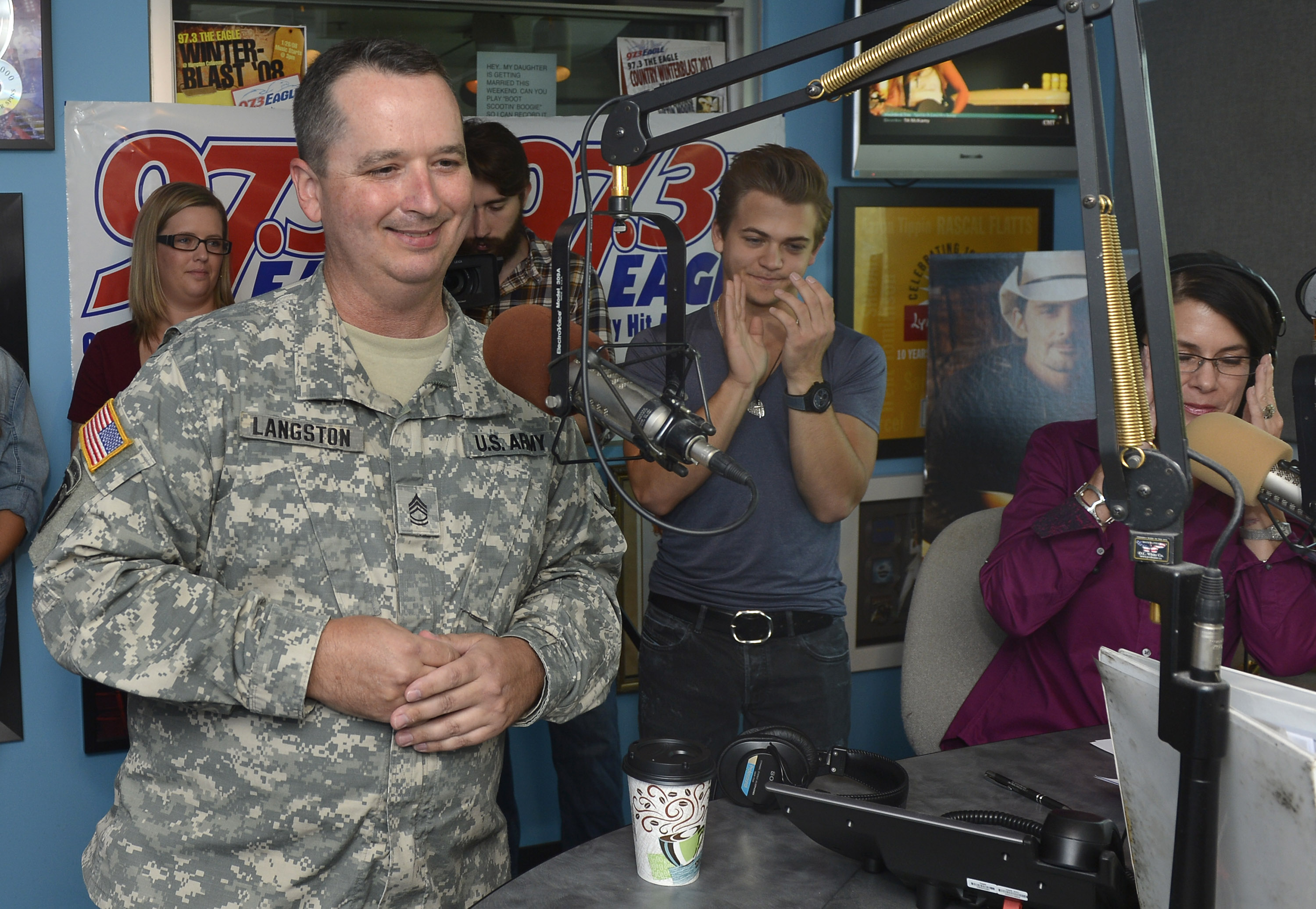 Hunter Hayes Uso The Official Uso Blog