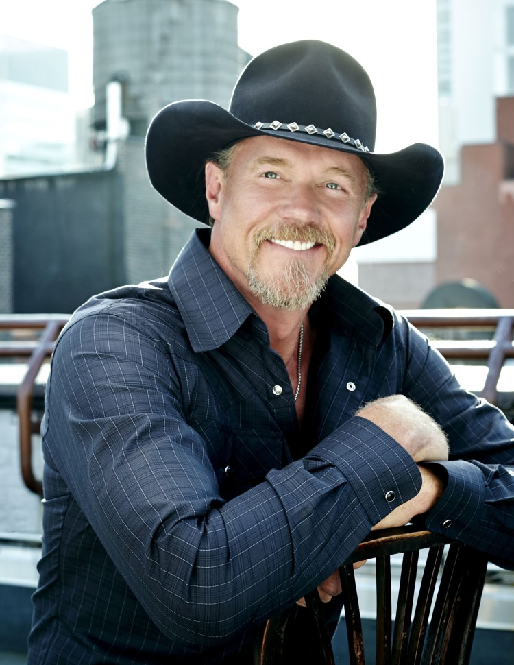 Multi-platinum country music recording artist, Trace Adkins. Photo courtesy Trace Adkins