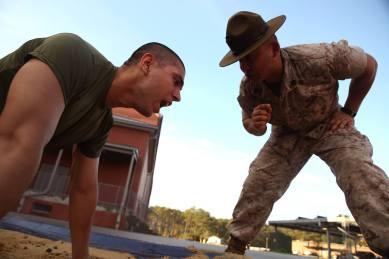 Marine Drill Sgt