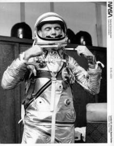 Marine John Glenn