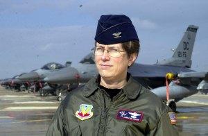 Col. Linda McTague