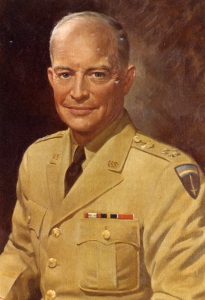 Dwight D. Eisenhower.
