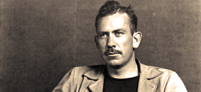 what use does steinbeck make of John steinbeck (1902–1968) was a pulitzer prize winner, a nobel laureate, and  a writing guru, whose  if one person smiles after reading your writing, it's good  enough  if it makes him or her do something, it's even better.